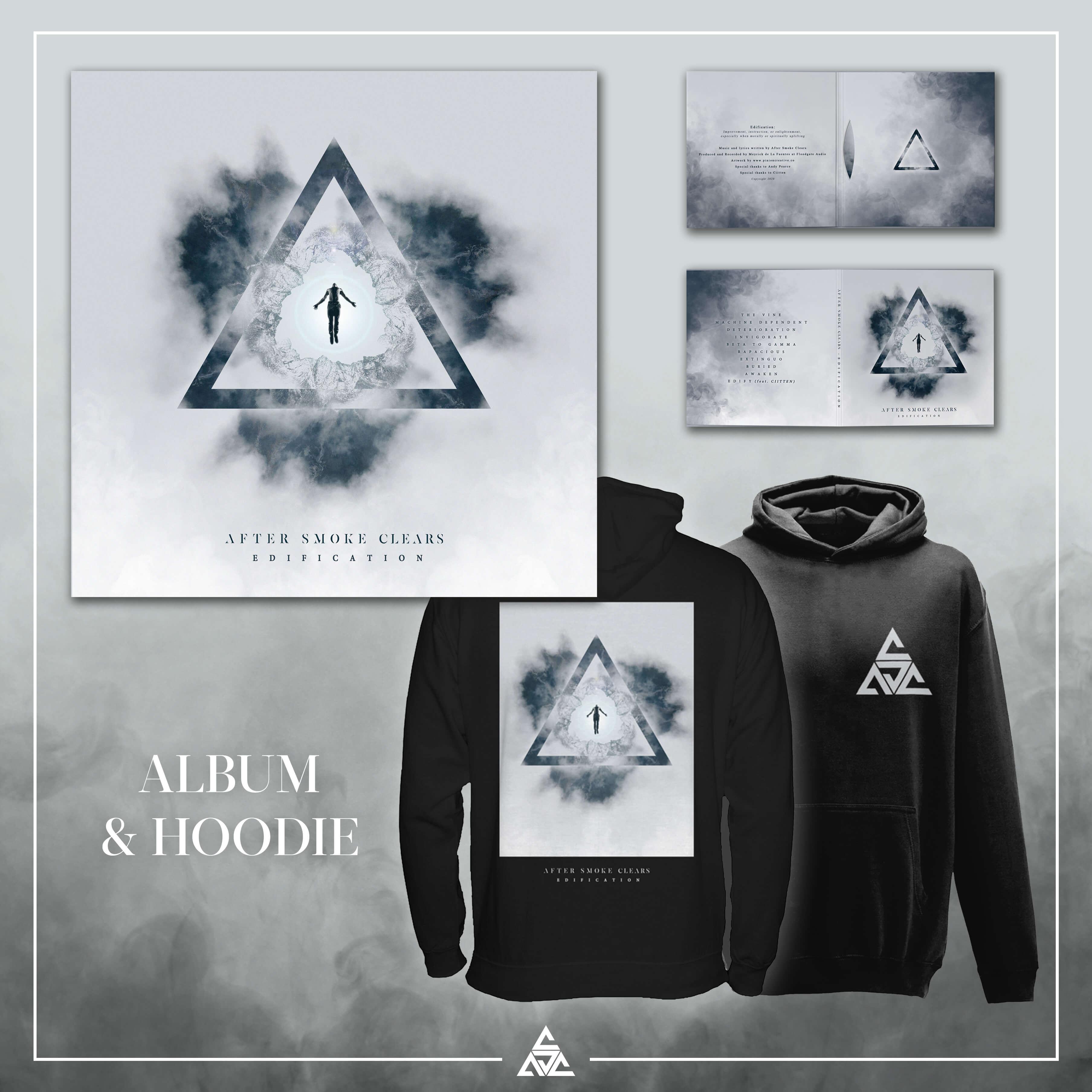 Album & Hoodie