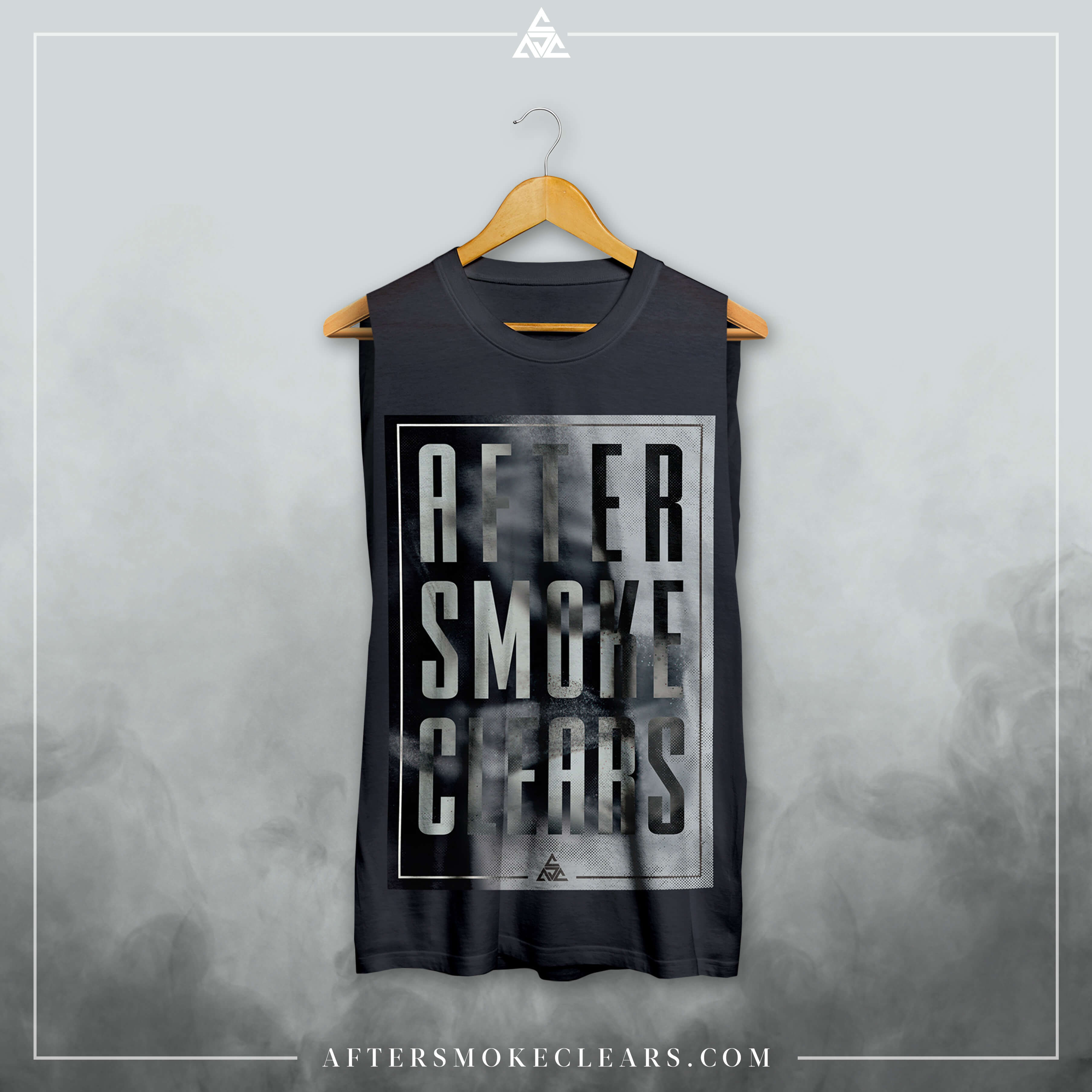 After Smoke Clears - Black Tank